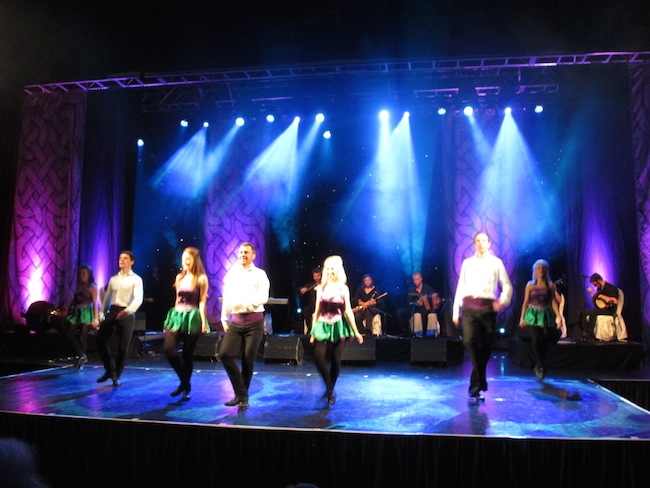 Celtic Kings performance