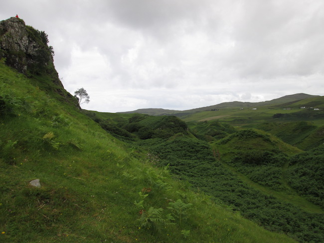 Fairy Glen, Scotland