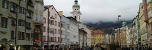 Exploring Innsbruck, Austria