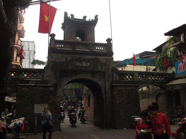 East Gate, Hanoi
