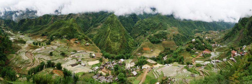 The Sapa Valley