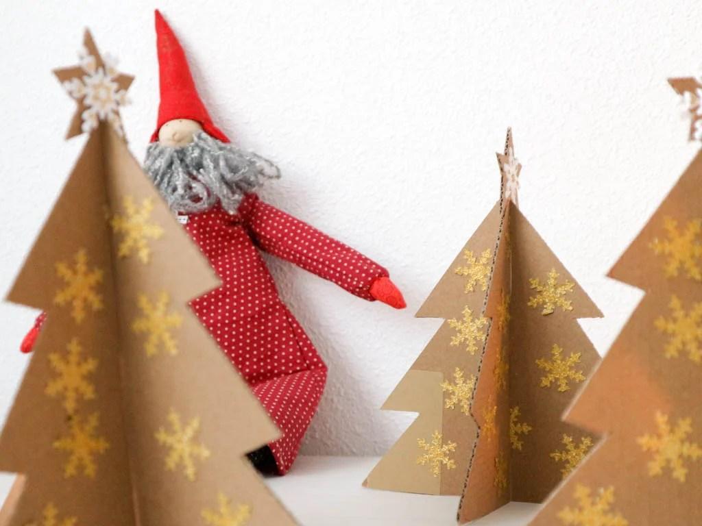 decoracion navideña diy