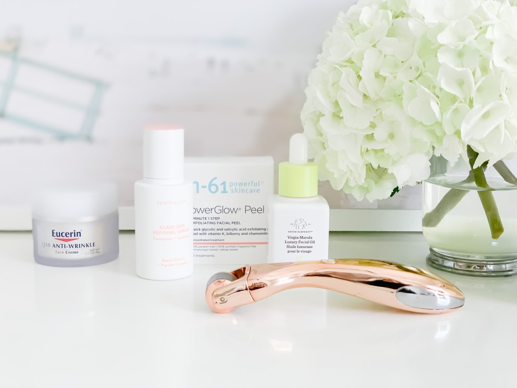 The Best Skincare Products for Sensitive Skin and Rosacea | I have rounded up my favorite skincare products for sensitive skin, rosacea and redness on my blog, including the best serums, moisturizers, masks and beauty tools. #rosacea #sensitiveskin #skinredness