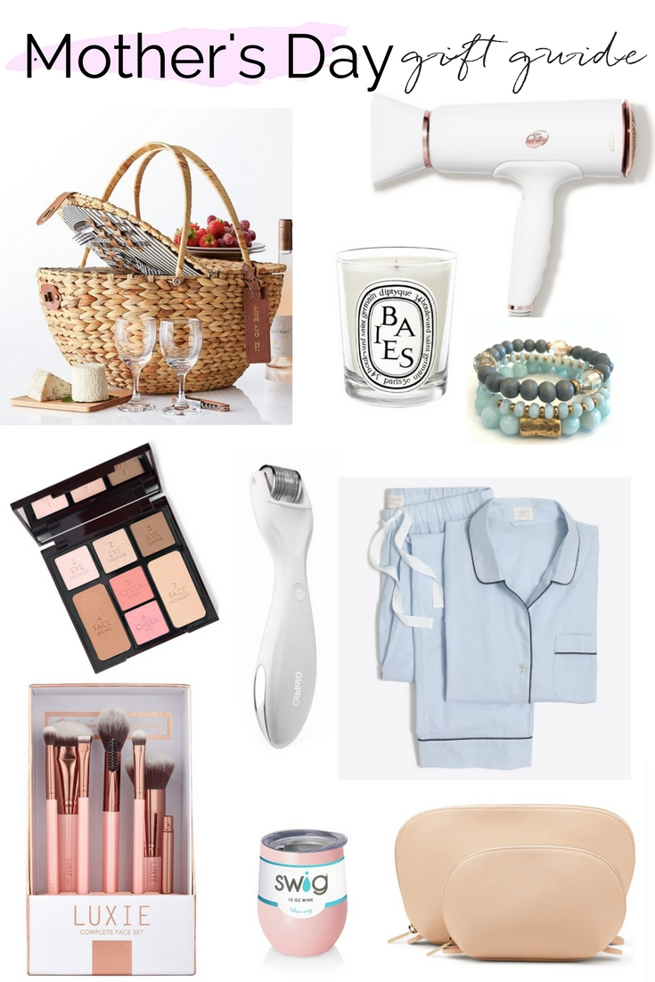 MOTHER'S DAY GIFT GUIDE | A round up of the best gifts for Mother's Day, from a fancy blowdryer to cute pajamas MOTHER'S DAY GIFT GUIDE | GIFTS FOR MOMS | THE BEST GIFTS FOR MOM |
