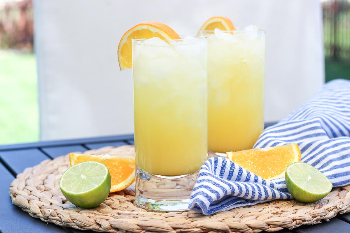 Maryland Orange Crush Cocktail