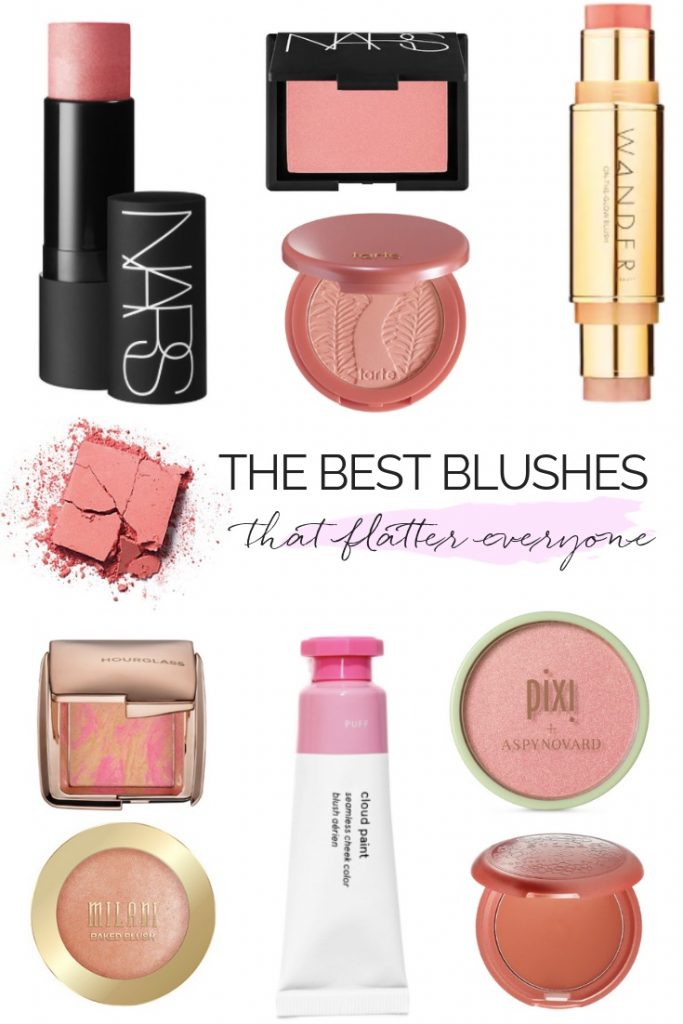 THE MOST FLATTERING BLUSHES & HOW TO APPLY THEM | I am sharing my best tip for a foolproof and flattering blush application, no matter what your age or face shape is. | GUIDE | STEP-BY-STEP | ROUND FACE, SQUARE FACE, OVAL, NATURAL | HIGH CHEEKBONES