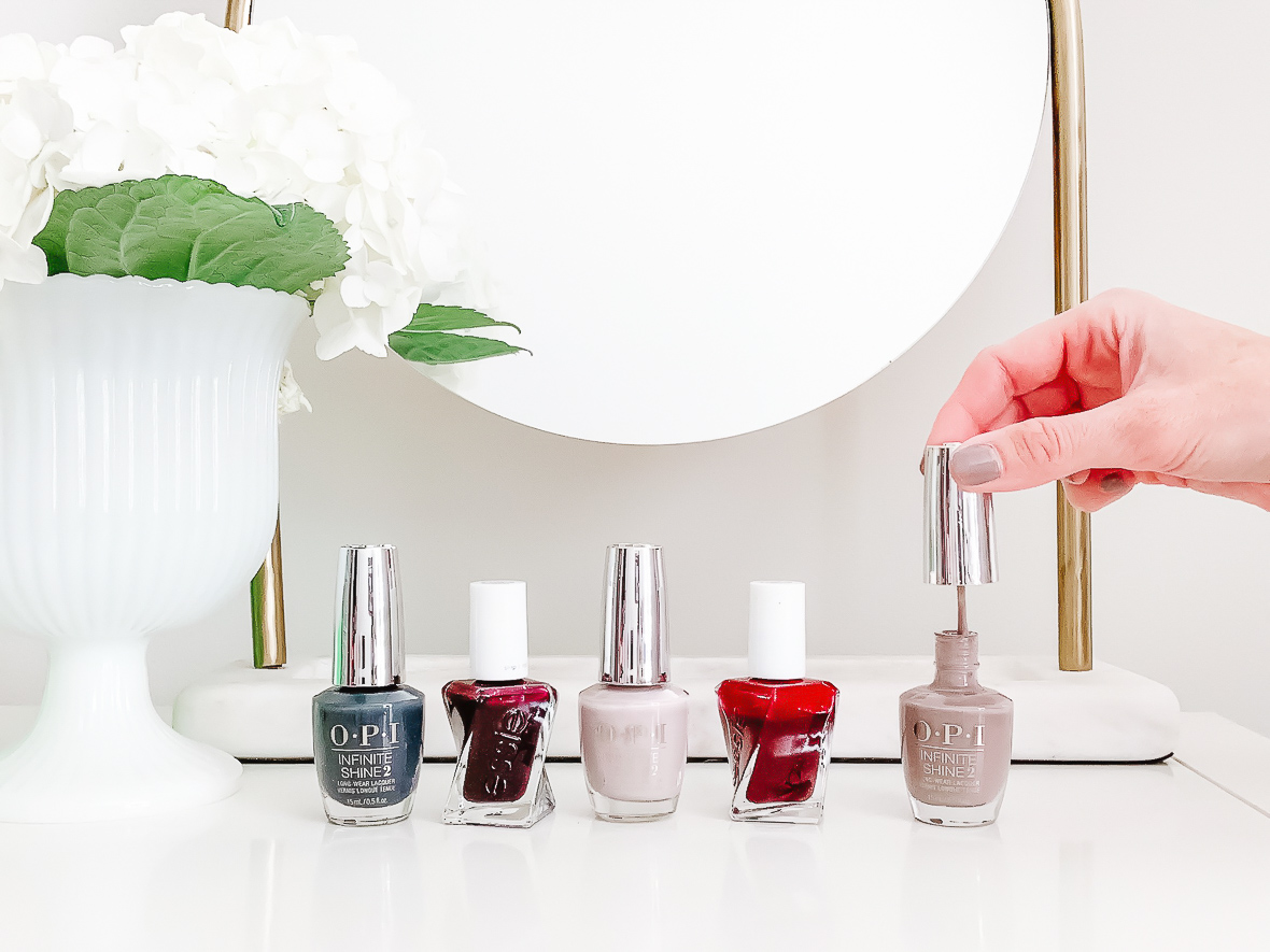 MY FAVORITE NAIL POLISH SHADES FOR FALL 2019