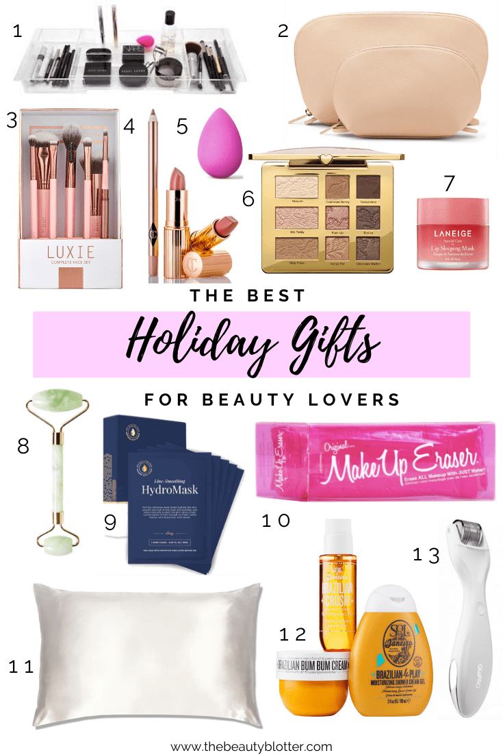 THE BEST HOLIDAY GIFTS FOR BEAUTY LOVERS