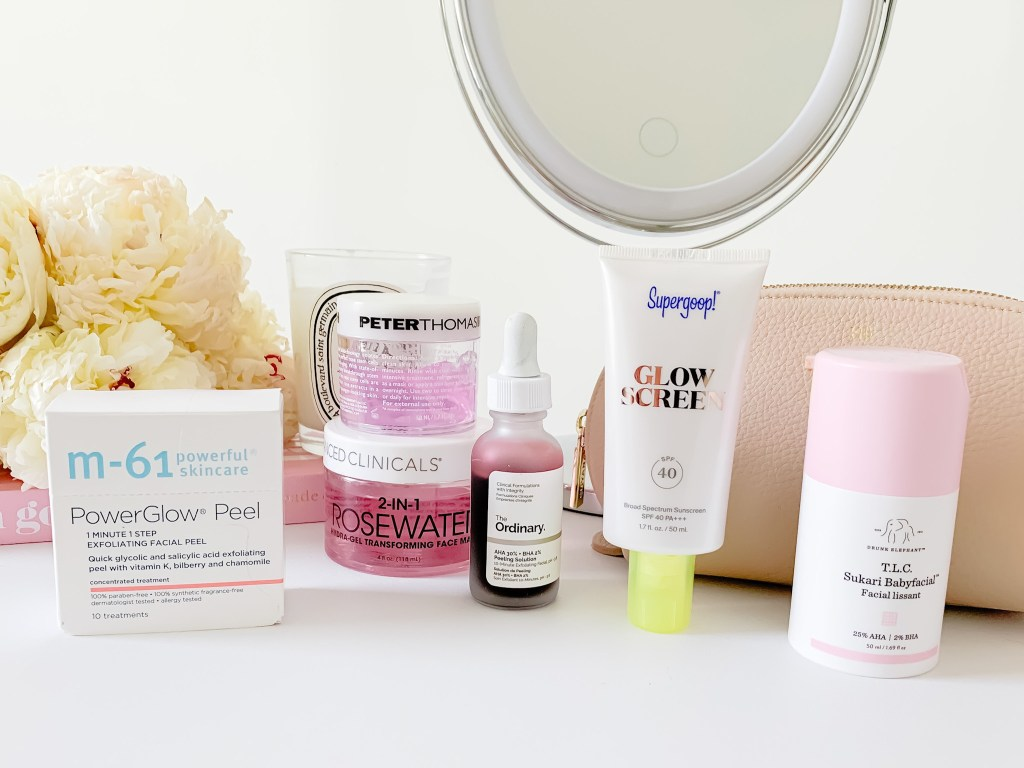 MY FAVORITE SKINCARE PRODUCTS FOR GLOWING SKIN  The Beauty Blotter