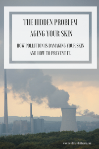 Pollution is damaging your skin