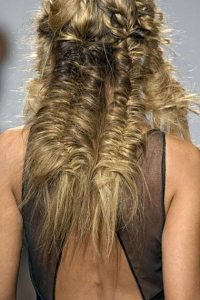 Thick Fishtail Braid | Black Hairstyle and Haircuts