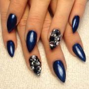 top fantabulous pointed nail art