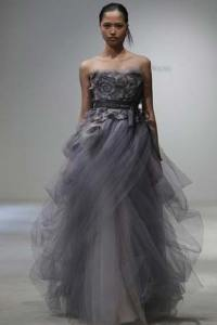 Vera Wang Spring Summer Bridal Dresses