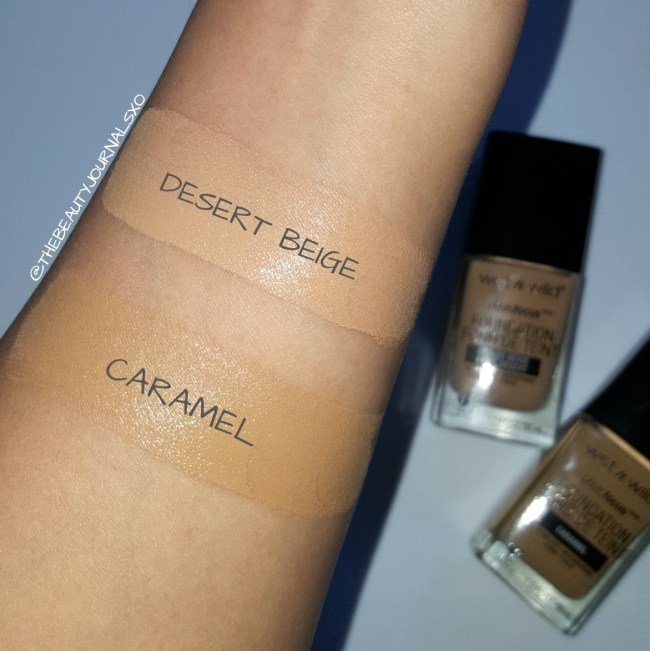 Wet N Wild Haul And Reviews The Beauty Journals