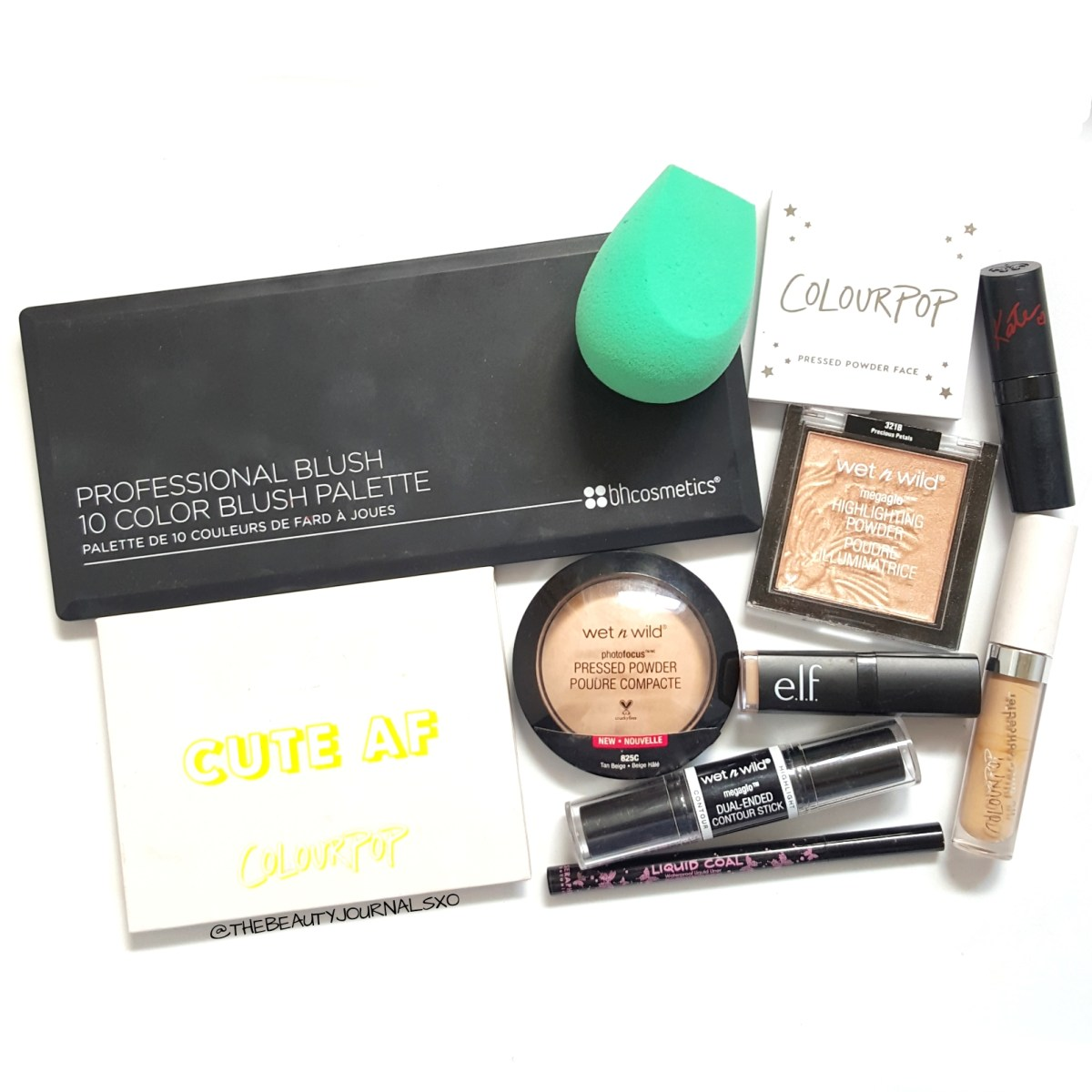 August Monthly Favorites And Reviews The Beauty Journals Wet N Wild Mega Glo Dual Ended Contour Stick Light Medium