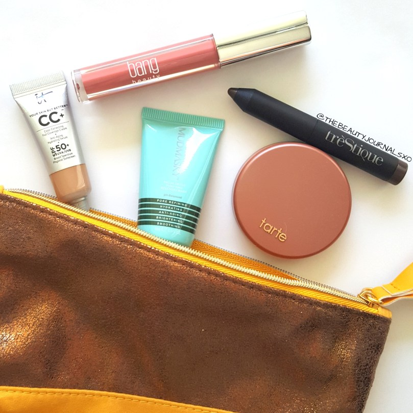 Ipsy November 2017 Glam Bag Unboxing and First Impressions