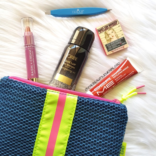 Ipsy January 2018 Glam Bag Unboxing and First Impressions