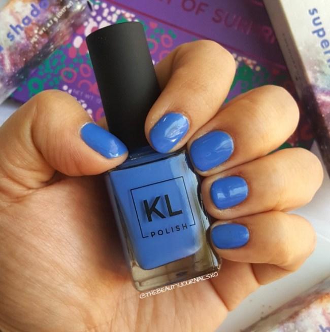 KL Nail Polish in Porter