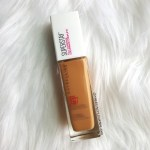 Maybelline Super Stay Full Coverage Foundation Review The Beauty Journals