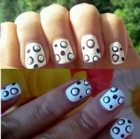 10 Easy Nail Art Designs For Summer - thebeautymadness