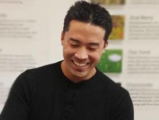 Men We Love Marc Ching Founding Herbalist Valia