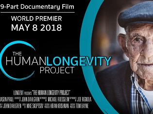 """CAN WE (REALLY) SLOW AGING – OR EVEN REVERSE IT"""" IF YOU ONLY WATCH ONE THING THIS WEEK: THE HUMAN LONGEVITY PROJECT"""