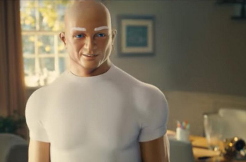 Bald Guy Hills Have Eyes