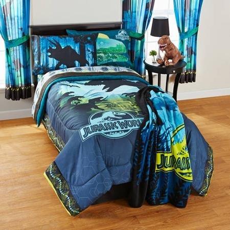 Dinosaur Bedding: Decor your own Jurassic World