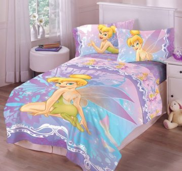 Tinkerbell Bedding To Delight Every Little Girl