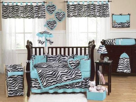 baby-girl-zebra-print-crib-bedding-set