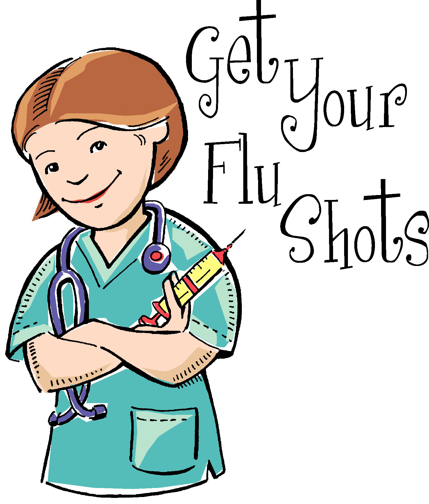 Town Wide Flu Clinic is scheduled for Saturday Morning, October 14 ...