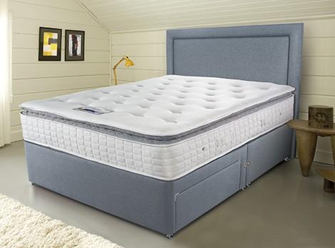 memory foam chair bed uk wheelchair invention beds : sleepeezee spirit 2000