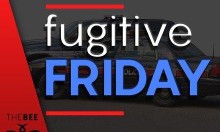 Fugitive Friday 3/30/18