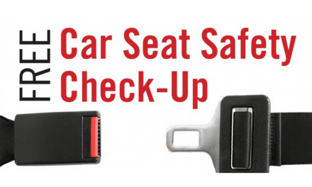 Safety Seat Checkup Helps LHC Kids Ride Safely