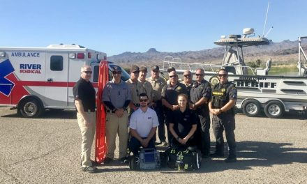 River Medical Joins Forces With MCSO Boating Division