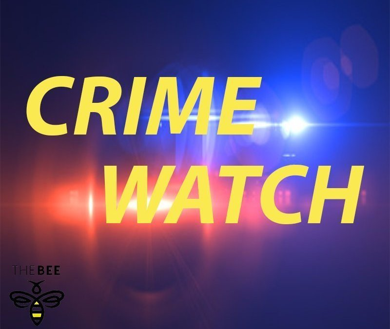 Crime Watch 7/19-7/31