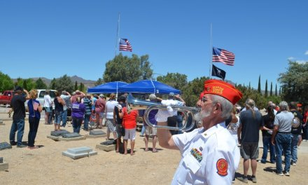 Kingman Honors The Fallen For Memorial Day
