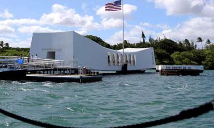 USS Arizona Closed Indefinitely Due To Damage