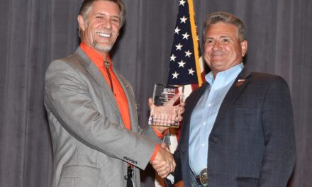 Borrelli, Cobb Recognized At MEC Annual Meeting