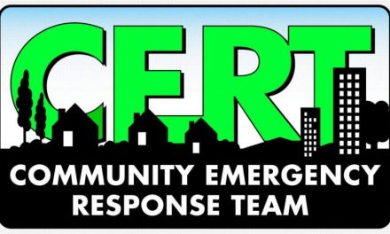 CERT Training Classes Announced