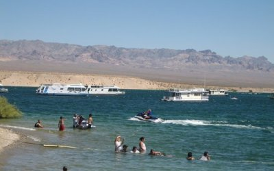 Lake Mohave Bacteria Levels exceed local, State, and National Park Service standards for recreational activity