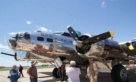 WWII Bomber To Make Stop At IFP In September