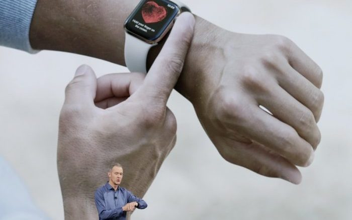 Three New iPhones Revealed; Apple Watch To Provide More Medical Assistance