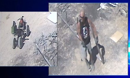 MCSO Searching For Burglary Suspect