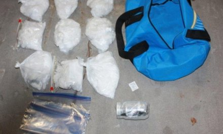 MOHAVE VALLEY – Drug Bust – over 9 pounds of Meth and Heroin seized over the weekend.