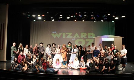 """WIZARD OF OZ"" IS MOHAVE HIGH SPRING MUSICAL WEDNESDAY THROUGH SATURDAY"