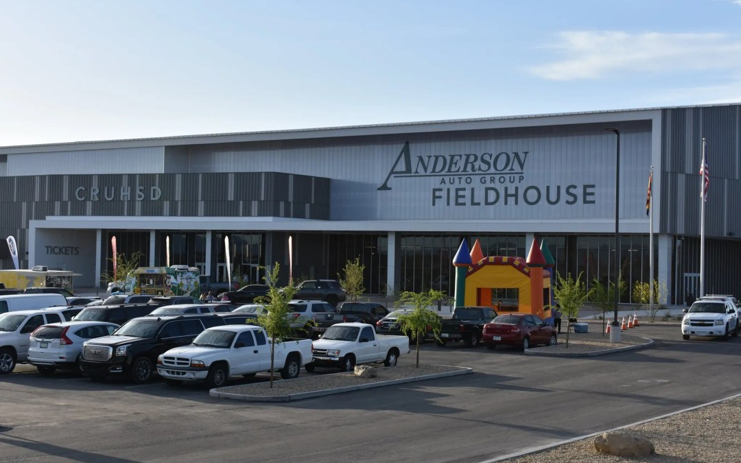 Anderson Field House Brush Fire (Fieldhouse was not threatened)