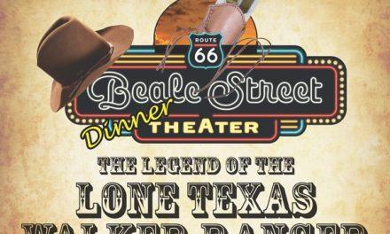 Legend of the Lone Texas Walker  Ranger