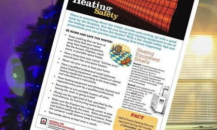 Heating Safety from the BHC Fire Dept