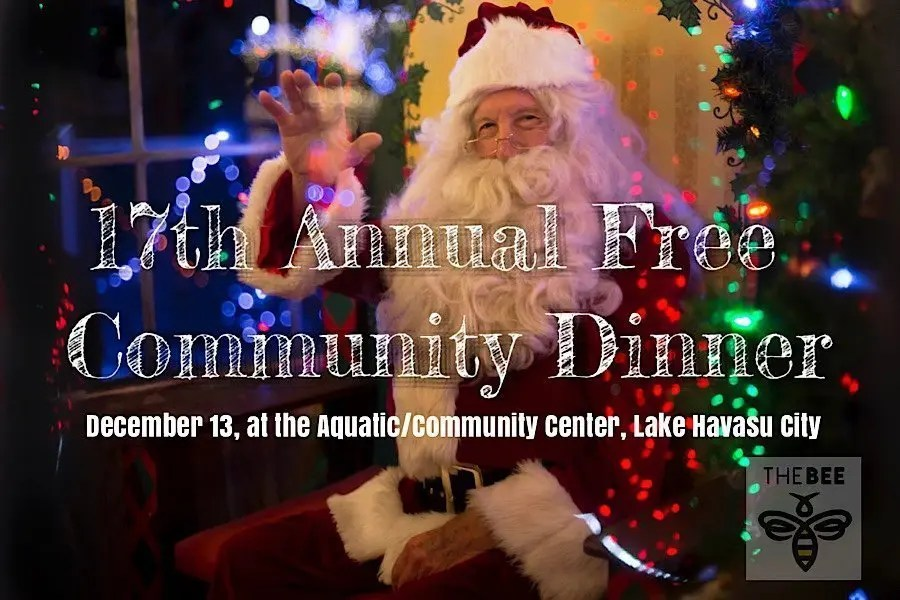 17th Annual Free Community Dinner